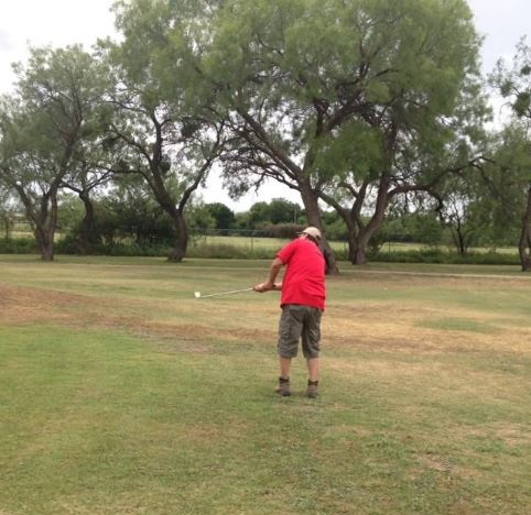 Riverside Golf Club, San Angelo, Texas,  - Golf Course Photo