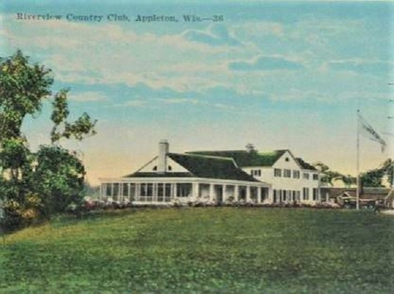 Golf Course Photo, Riverview Country Club, CLOSED 2011, Appleton, 54915