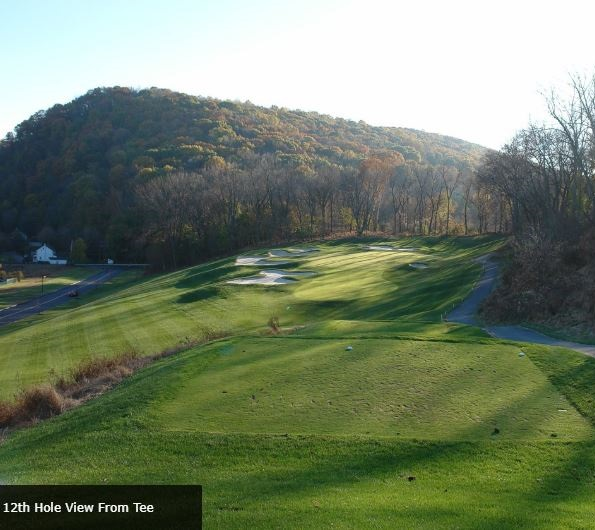 Riverview Country Club, Easton, Pennsylvania,  - Golf Course Photo