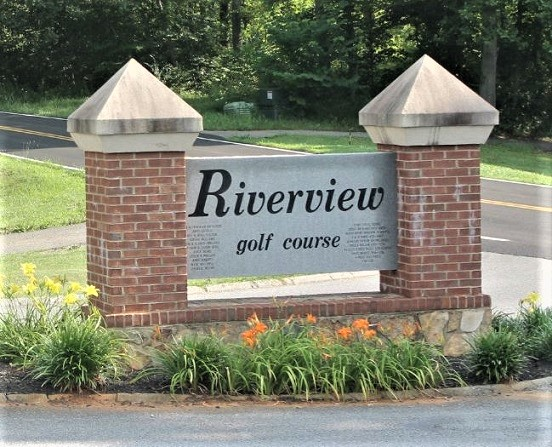 Riverview Golf Course, CLOSED 2016, Loudon, Tennessee,  - Golf Course Photo