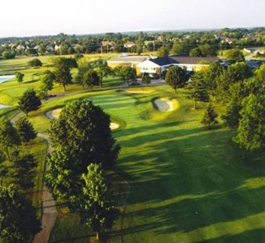 Riviera Country Club | Riviera Golf Course, CLOSED 2015,Dublin, Ohio,  - Golf Course Photo