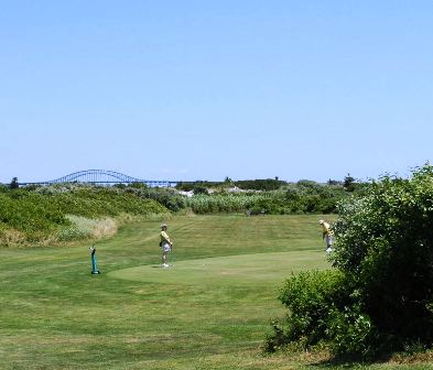 Robert Moses State Park,Babylon, New York,  - Golf Course Photo