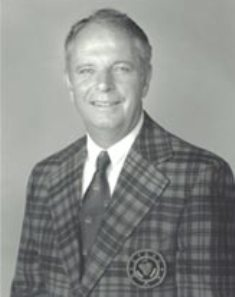 Golf architect Photo, Robert Muir Graves