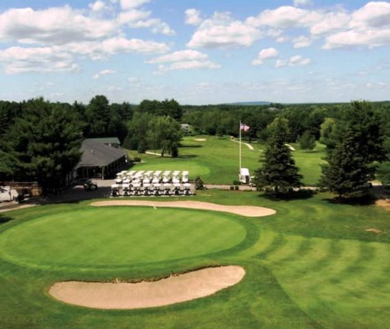 Rochester Country Club, Rochester Golf Course