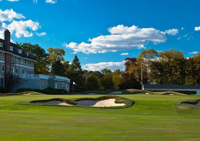 Rockaway Hunting Club, Cedarhurst, New York,  - Golf Course Photo