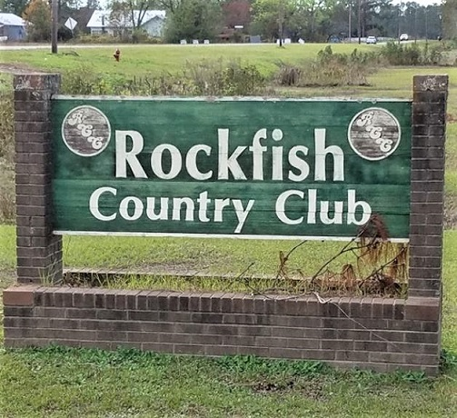 Rockfish Golf Course, CLOSED 2018