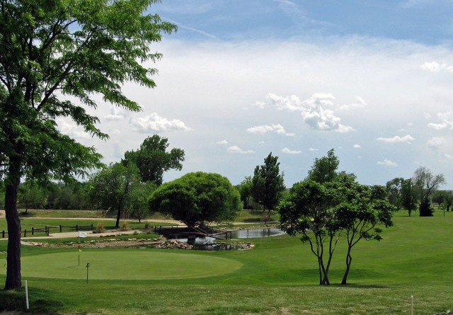 Rocky Ford Country Club,Rocky Ford, Colorado,  - Golf Course Photo
