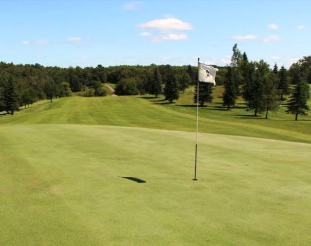 Rolla Municipal Golf Course & Country Club, Rolla, North Dakota,  - Golf Course Photo