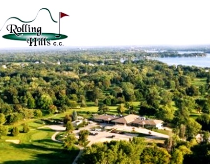 Rolling Hills Golf Club, Oconomowoc, Wisconsin, 53066 - Golf Course Photo