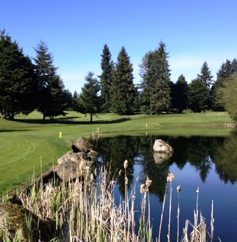Golf Course Photo, Rolling Hills Golf Course, Bremerton, 98311