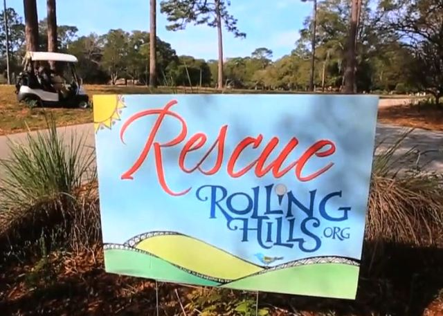 Rolling Hills Golf Club, CLOSED 2014,Longwood, Florida,  - Golf Course Photo