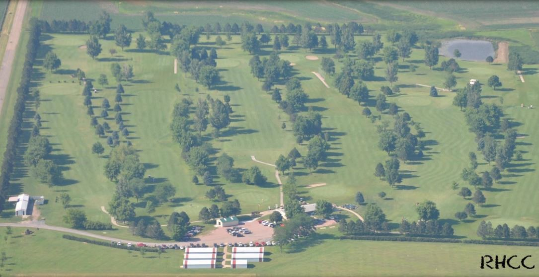 Rolling Hills Country Club, Wausa, Nebraska,  - Golf Course Photo