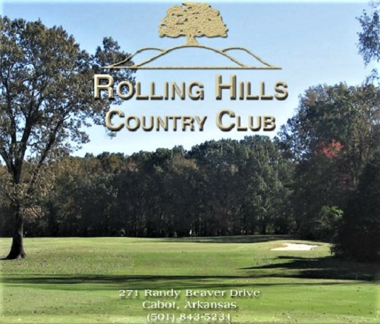 Rolling Hills Country Club, Cabot, Arkansas, 72023 - Golf Course Photo