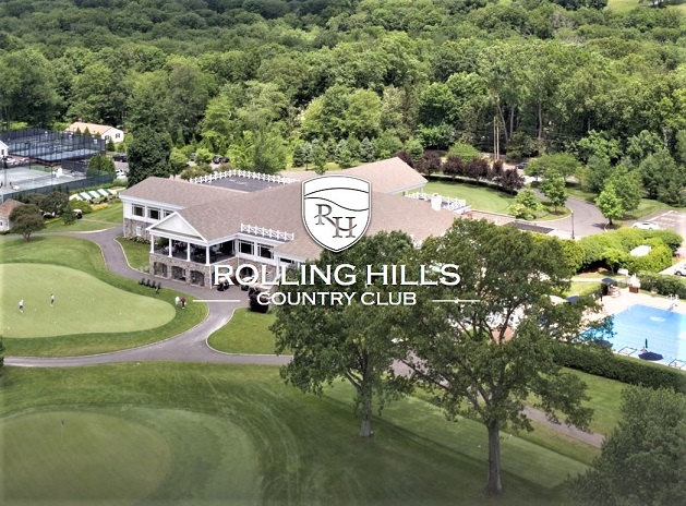 Golf Course Photo, Rolling Hills Country Club, Wilton, 06897