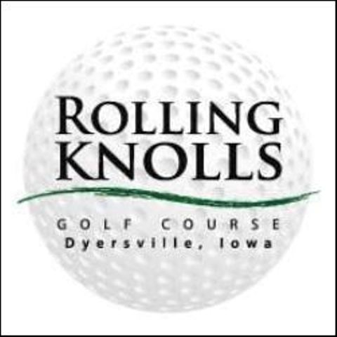 Rolling Knolls Golf Course, Dyersville, Iowa,  - Golf Course Photo