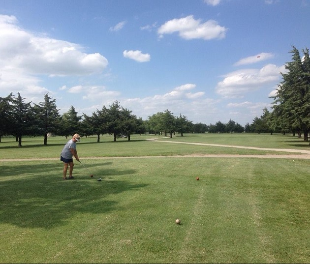 Rooks County Golf Course