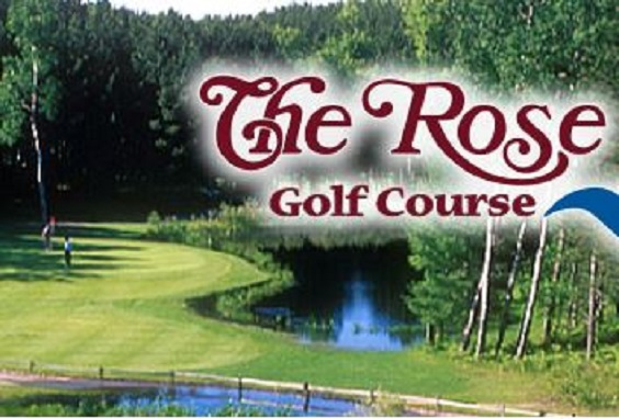 Golf Course Photo, Rose Golf Course, CLOSED 2017, Leroy, 49655
