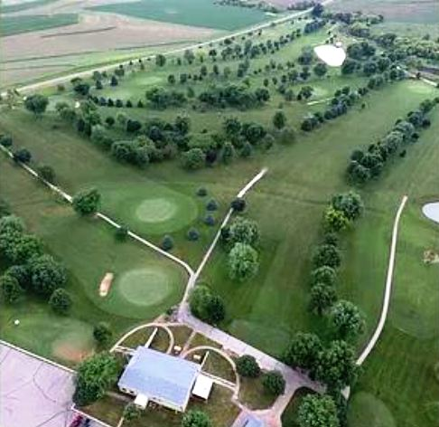 Golf Course Photo, Rosman Glendale Farms Golf Course, Harlan, Iowa, 51537
