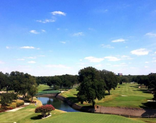 Royal Oaks Country Club | Royal Oaks Golf Course, Dallas, Texas, 75231 - Golf Course Photo