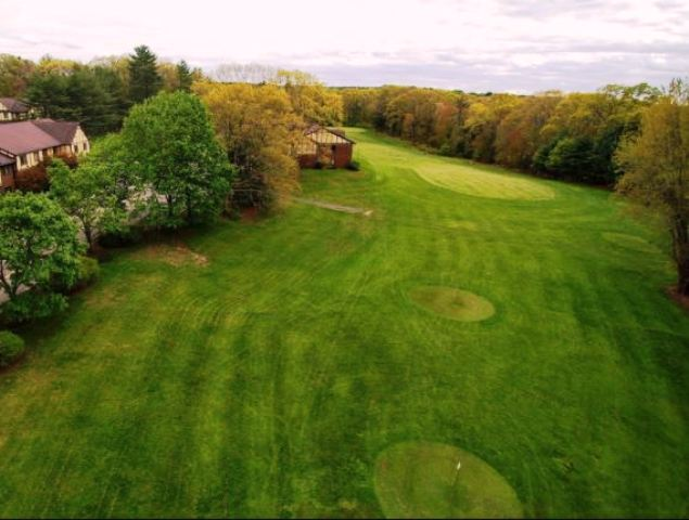 Royal Crest Country Club, Walpole, Massachusetts,  - Golf Course Photo