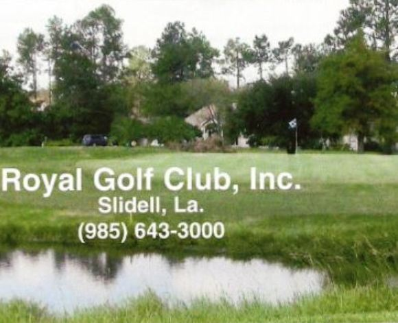 Golf Course Photo, Royal Golf Club, Slidell, 70460