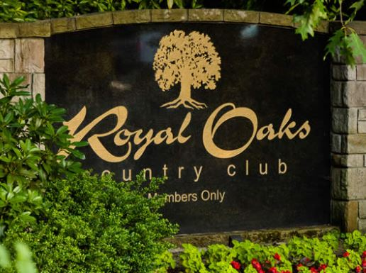 Royal Oaks Country Club, Vancouver, Washington,  - Golf Course Photo
