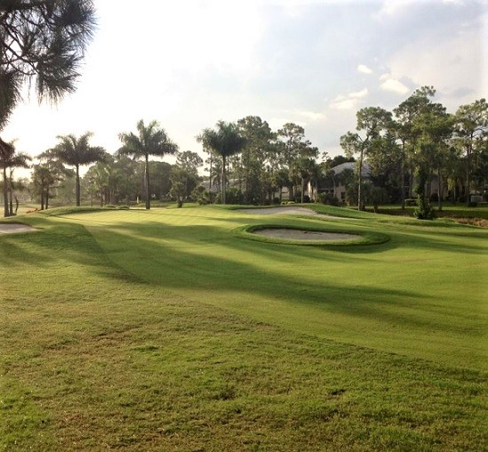 Royal Palm Golf Club, Naples, Florida,  - Golf Course Photo