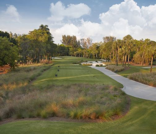 Royal Poinciana Golf Club -Pines, Naples, Florida,  - Golf Course Photo