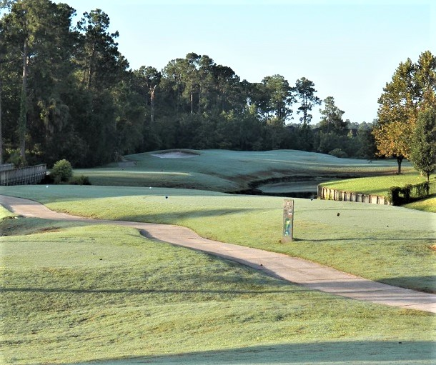 Royal St. Augustine Golf and Country Club, Saint Augustine, Florida,  - Golf Course Photo