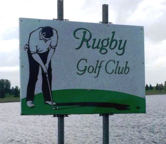 Golf Course Photo, Rugby Golf Course, Rugby, North Dakota, 58368