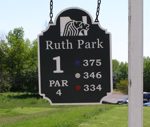 Golf Course Photo, Ruth Park Golf Club, Saint Louis, 63132