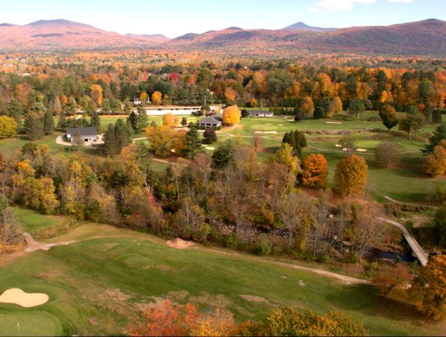 Rutland Country Club,Rutland, Vermont,  - Golf Course Photo