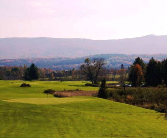 Ryder Brook Golf Course,Morrisville, Vermont,  - Golf Course Photo
