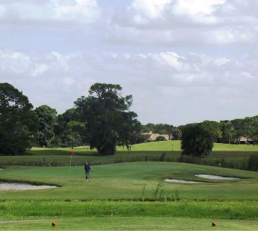 Golf Course Photo, Sabal Trace Golf & Country Club, CLOSED 2015, North Port, 34287