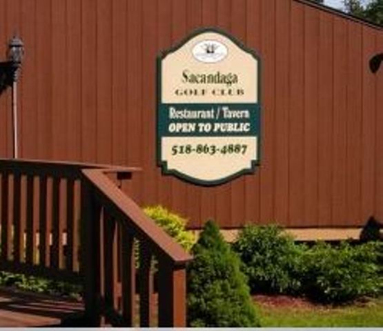 Sacandaga Golf Club, Northville, New York,  - Golf Course Photo