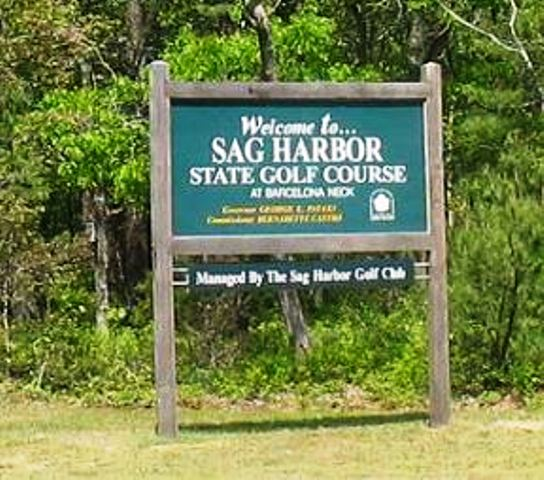 Sag Harbor Golf Club, Sag Harbor, New York,  - Golf Course Photo