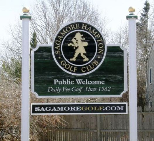 Sagamore-Hampton Golf Club,North Hampton, New Hampshire,  - Golf Course Photo