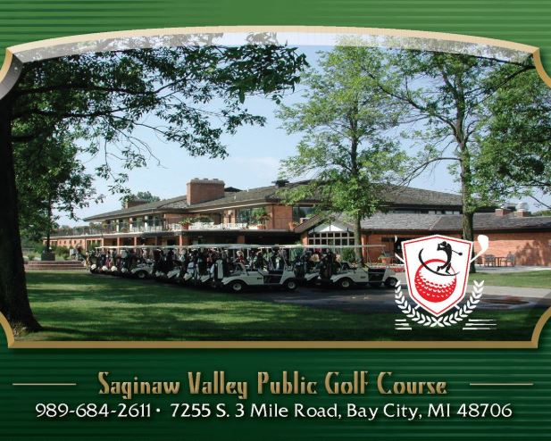 Golf Course Photo, Saginaw Valley Public Golf Course, Bay City, Michigan, 48706