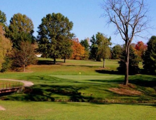 Golf Course Photo, Saint Albans Golf Club, Alexandria, 43001