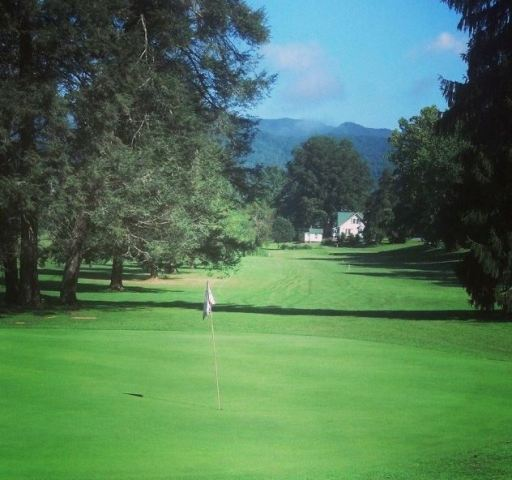 Saltville Golf Course,Saltville, Virginia,  - Golf Course Photo