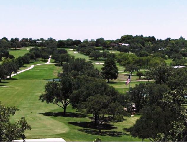 San Antonio Country Club, San Antonio, Texas, 78209 - Golf Course Photo