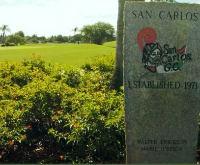 San Carlos Golf Course,Fort Myers, Florida,  - Golf Course Photo
