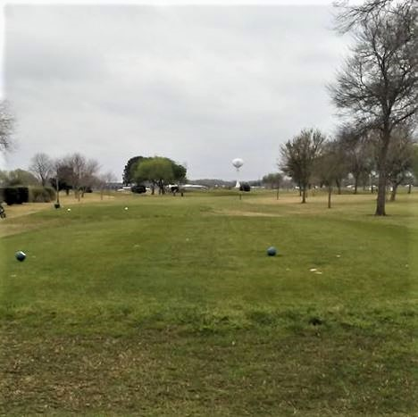 San Jacinto College Golf Course, CLOSED 2016, Pasadena, Texas,  - Golf Course Photo