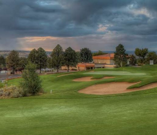 San Juan Country Club, Farmington, New Mexico,  - Golf Course Photo