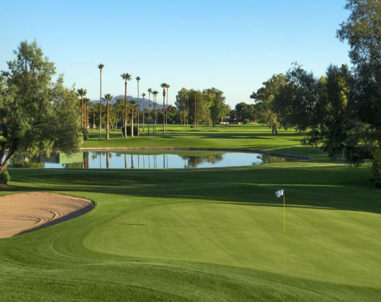 San Marcos Golf Course, Chandler, Arizona, 85225 - Golf Course Photo