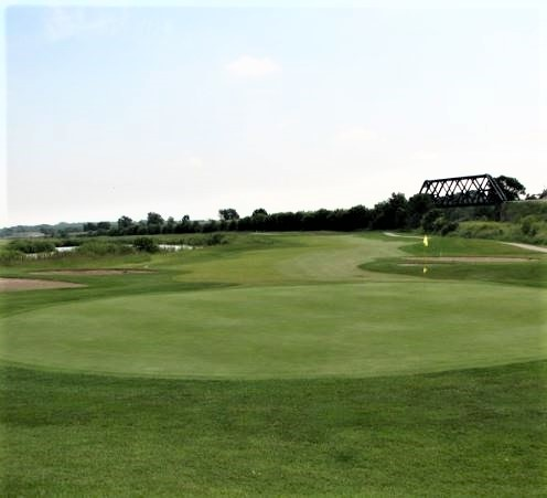 Sanctuary Golf Club, New Lenox, Illinois,  - Golf Course Photo