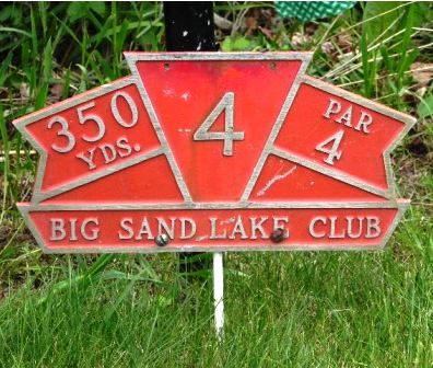 Big Sand Lake Golf Course,Phelps, Wisconsin,  - Golf Course Photo