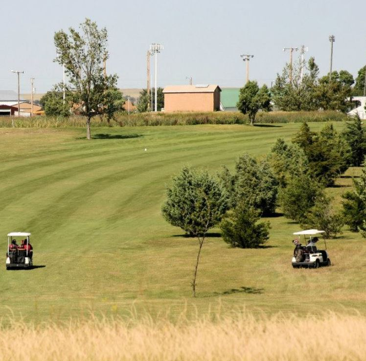 Sand Ridge Golf Course, Rushville, Nebraska,  - Golf Course Photo