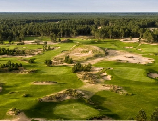 Sand Valley Golf Resort, The Sandbox