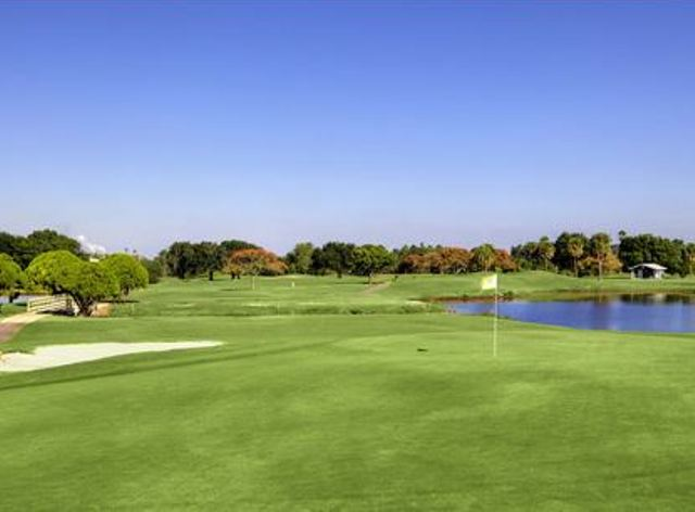Golf Course Photo, Sandpiper Golf Club, Sun City Center, 33573